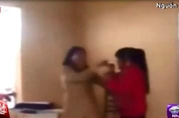 Phản hồi chính thức về video cô giáo đuổi đánh học sinh