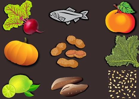 Infographic: Những thực phẩm nào nên ăn nhiều vào mùa đông
