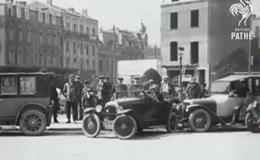 Công nghệ đỗ xe khó tin từ 90 năm trước