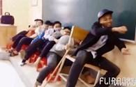 Clip lái tàu hài hước của teen Nghệ An hút 5 triệu lượt xem