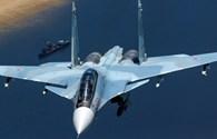 """Infographic: Su-35S - Chiến đấu cơ """"đáng gờm"""" của Nga trong mặt trận trên không"""