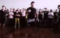 Video: Từ Hiểu Đông bị bắt trước trận đấu với Thái cực Mã Bảo Quốc