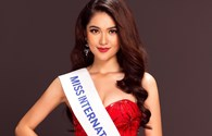 Á hậu Thuỳ Dung tham dự Miss International 2017