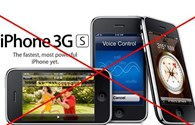 Apple ngừng sản xuất iPhone 3Gs