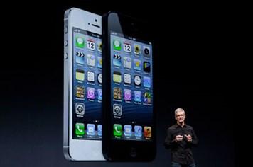 """iPhone 5 """"dính chưởng"""" với mạng CDMA ngay trên sân nhà"""