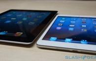 """iPad mini """"cháy hàng"""", hoãn giao máy đến 2 tuần"""