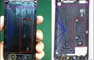 Lộ diện những hình ảnh đầu tiên của iPhone 5S