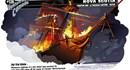 """""""Tàu ma"""" tự bốc cháy và bí ẩn hơn 100 năm"""
