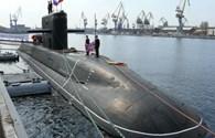 """Trung Quốc """"săn"""" tàu ngầm Amur đối phó với Nhật"""