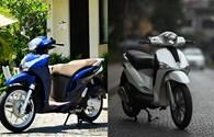 Nên chọn Honda SH mode hay Piaggio Liberty?