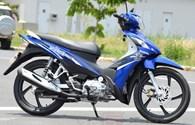 Suzuki Viva 115 FI tiêu thụ chỉ 0,85 lít xăng/100km