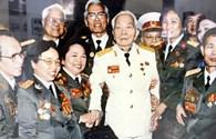 Các tướng lĩnh nói về kiến nghị truy phong quân hàm Đại Nguyên soái với Tướng Giáp