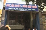 Ổ mại dâm trong tiệm massage
