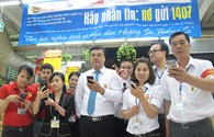 Tấm lòng Việt và những dòng tin nhắn