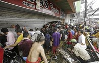 Philippines: Tăng cường an ninh để chặn cướp bóc ở Tacloban