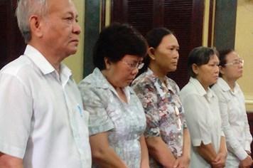 """Xét xử vụ án tham nhũng tại Vifon: Các """"sếp"""" đổ tội cho nhau"""