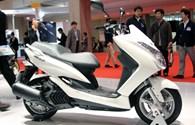 Tân binh tay ga Majesty S của Yamaha
