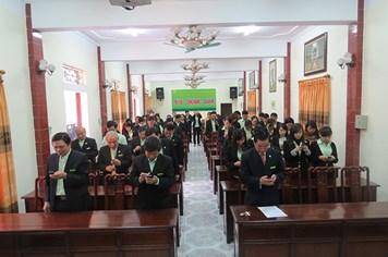 CBCNV TCty Giống cây trồng Thái Bình nhắn tin ủng hộ ngư dân