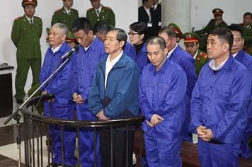 """Ngày đầu xét xử """"đại án"""" Dương Chí Dũng: Lòng vòng đổ tội cho nhau"""