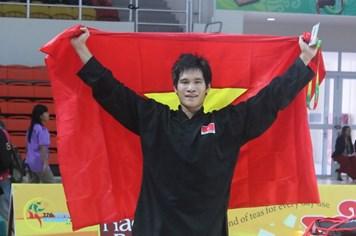 SEA Games 27: Nguyễn Duy Tuyến giật HCV thứ hai cho pencak silat