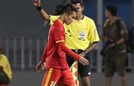 Thắng giòn giã U.23 Lào, U.23 Việt Nam vẫn đượm buồn