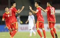 """Clip: 5 bàn thắng giúp U.23 Việt Nam """"đả bại"""" U.23 Lào, nuôi hy vọng vào bán kết"""
