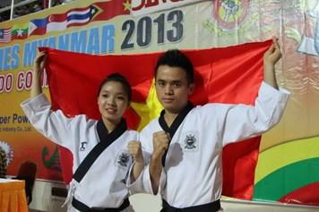 SEA Games 27: Việt Nam giật liên tiếp 2 HCV, giữ vững vị trí thứ hai