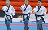 SEA Games 27: Tin vui, taekwondo đã mở hàng bằng tấm HCV đầu tiên trong ngày