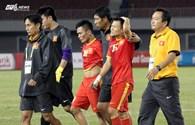 Hình ảnh của U.23 VN trong trận thảm bại trước U.23 Malaysia