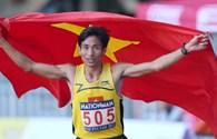 Clip: Nguyễn Văn Lai dùng chiến thuật, bứt phá ngoạn mục ở cuối đường đua