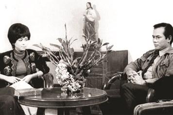 Chuyện tình đẹp như thơ, buồn như nước mắt của nhạc sĩ Lam Phương - ca sĩ Túy Hồng