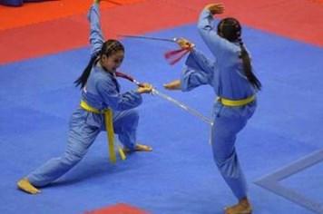 SEA Games 27: Tin vui từ taekwondo, Đoàn Thị Hương Giang giành quyền vào bán kết