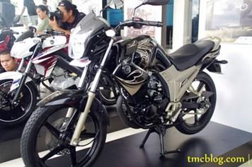 Yamaha ồ ạt tung 7 mẫu xe đầu năm 2014