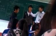 """Vụ """"thầy tát tai, trò lên gối""""  ở Bình Định:  Sở Nội vụ được yêu cầu  hỗ trợ xem xét kỷ luật  giáo viên Trần Anh Tuấn"""