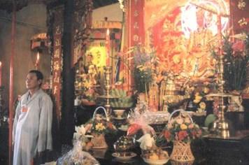 Lễ hội Am chúa và tục thờ mẫu ở Khánh Hoà