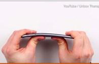 Clip: iPhone 6 Plus gây thất vọng tràn trề vì dễ cong vênh, biến dạng