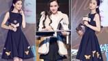 Angela Baby giản dị, xinh đẹp, không kém phần cuốn hút tại Thượng Hải