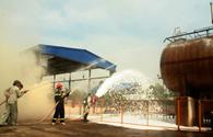 Cty cổ phần khí đốt Thái Dương (Lào Cai): Nhiều năm không có tai nạn lao động