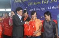 Khánh Hòa: Tết của công nhân KCN Suối Dầu