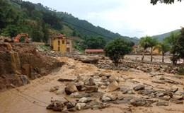 LĐLĐ tỉnh Yên Bái hỗ trợ gia đình đoàn viên có người thiệt mạng và mất tích trong trận lũ ống tại Mù Cang Chải