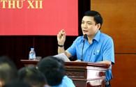 Nguyên lãnh đạo Tổng LĐLĐVN tham gia góp ý Báo cáo của BCH Tổng LĐLĐVN khóa XI trình đại hội XII