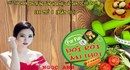 """Đói rồi, ăn thôi: Ngậm """"Đuông dừa"""" sống trong miệng với Hoa hậu Ngọc Anh"""