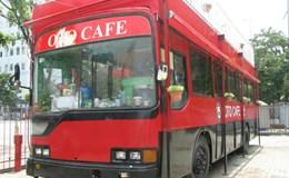 Thú vị mô hình ôtô café cho sinh viên