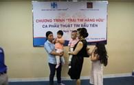 Bệnh viện Đại học Y dược TPHCM: Mổ tim miễn phí cho 300 trẻ mắc bệnh tim bẩm sinh