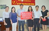 Thêm 6000 suất quà từ Tổng Công ty Giấy Việt Nam ủng hộ các em học sinh miền Trung