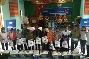 10.000 cán bộ, nhân viên Tập đoàn TTC chia sẻ khó khăn với đồng bào miền Trung