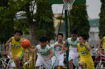 Giải bóng rổ học sinh TPHCM năm học 2014 – 2015 – Cúp Nestlé Milo