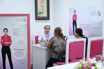 Bệnh viện Hùng Vương đưa vào hoạt động Phòng tư vấn Ung thư Cổ tử cung miễn phí
