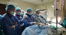 Viện Tim mạch Việt Nam - Bệnh viện Bạch Mai áp dụng thành công phương pháp sửa van hai lá qua đường ống thông (MitraClip)