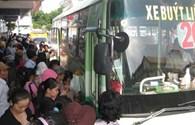 TPHCM chưa có ý định mở xe buýt dành riêng cho phụ nữ